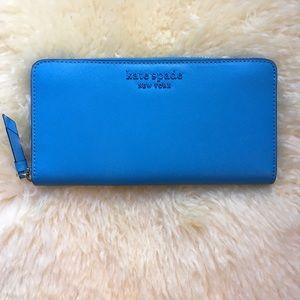 Kate Spade Cameron monotone Ziparound Wallet